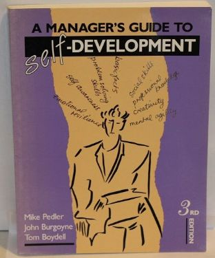 A Manager's Guide to Self-development  - 0077078292